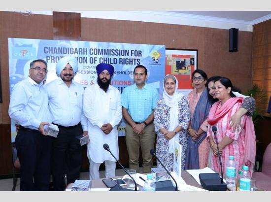 Chandigarh Commission for Protection of Child Rights condoles Fatehvir's demise