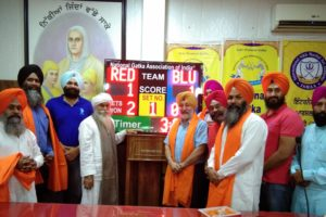 Gatka enter digitalization phase, martial art competitions to be more interesting with launch of digital scoreboard