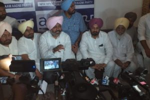 Electricity tariff hike: AAP meets to prepare action plan to launch 'Bijli andolan' in state