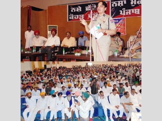 Informers helping police in fight against drugs to get cash prizes as reward : STF Chief ADGP Gurpreet Deo