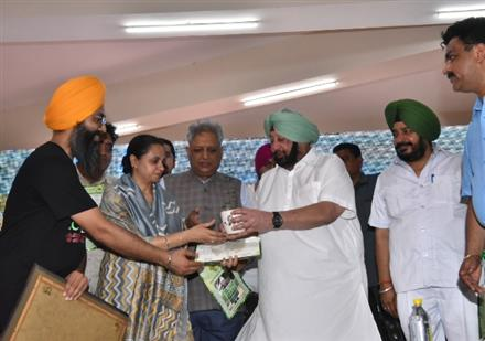 Punjab CM advocates strict adherence of envrionment standards in industry