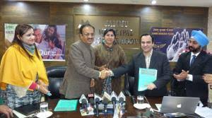DSEJ provides Adolescent Education to 40,000 students of Govt schools in Jammu