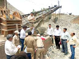 DC Kathua orders closure of 26 illegal stone crushers
