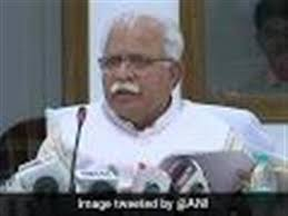 carry out detailed mapping of all those sports stadia in Haryana,Manohar lal