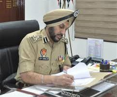 CP DISMISSES AN ASI FROM SERVICE FOR CONNIVING WITH DRUG PEDDLERS
