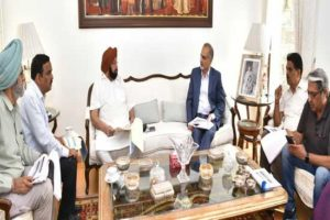 Crackdown on power theft,check PSPCL losses,Amrinder Singh