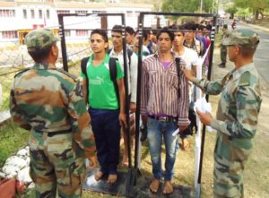 Army recruitment rally to take place from September 17
