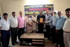 चंडीगढ़ पंजाब यूनियन ऑफ जर्नलिस्टस, फिरोजपुर, ने शीला दीक्षित व डा: चेष्टा के निधन पर  जताया शोक, दो मिनट का रखा मौन