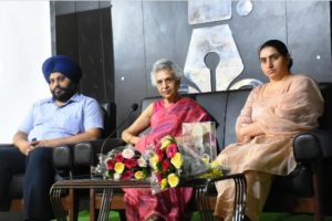 'Health Talk On Diet' held at Chandigarh Press Club