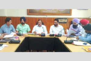 Four Scanning Centers issued Show-Cause-Notice under PNDT Act in Ferozepur