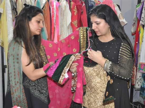 Exhibition themed on Teej & Rakhi, with stalls from Thailand starts