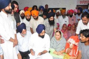 Law & Order has totally collapsed in Punjab: SAD
