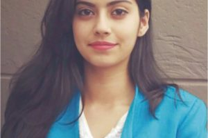 Sukhjot Kaur Samra, a distinctive young personality in Canada