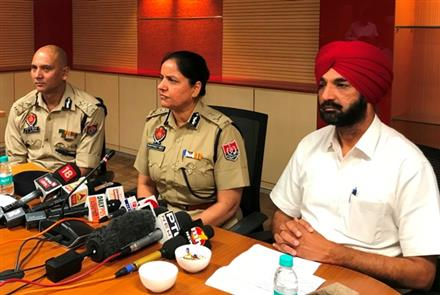Punjab Police busts major drug racket habit forming drugs: Gurpreet Deo