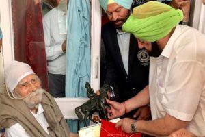 Amarinder to recommend Bharat Ratna for Hockey legend Balbir Singh