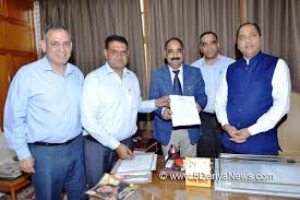 HP signs MoU for World class public school in Solan District
