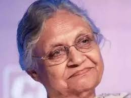 Badal and Sukhbir condole passing away of Sheila Dixit
