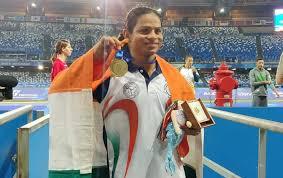 PM congratulatesDutee Chand on winning Goldin Women's 100m Sprint
