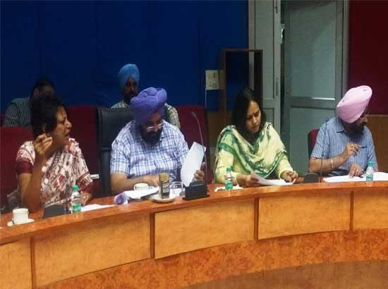 Unauthorised Colonies : Last date of applying for regularization extended : Sarkaria