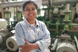 Women empowerment : Shweta of Trident Group shows the way