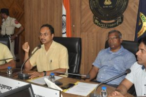 DIST ADMIN  AND MC TO  WORK JOINTLY TO MAKE JALANDHAR 'GARBAGE AND DUMP FREE'