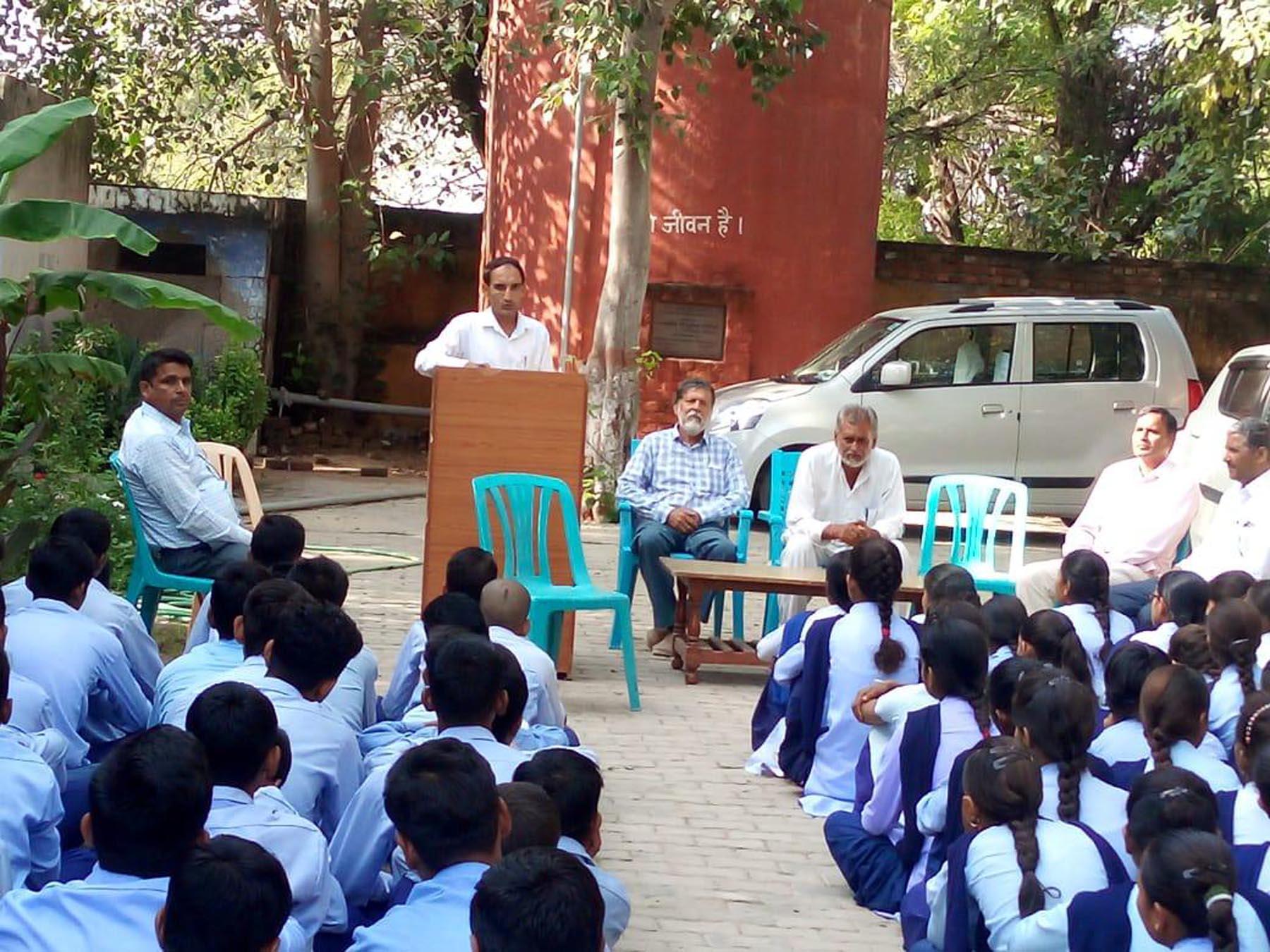 अच्छा स्वास्थ्य जीवन का आधार है: अनिल कुमार