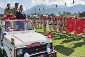 Independence Day celebrated at Bandipora with traditional enthusiasm