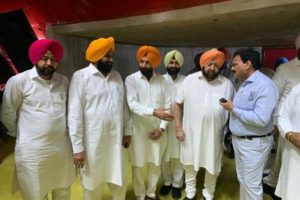 Responding to Capt Amarinder's appeal, Opposition parties agree to support main event of 550th Prakash Purb Celebrations
