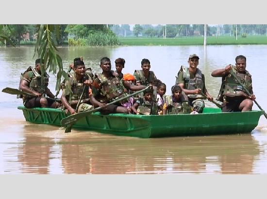 NDRF and Indian Army set new benchmark, save 368 lives in Ferozepur