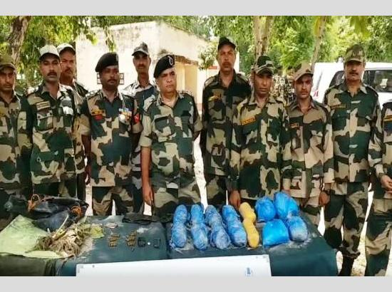 Thermal Imaging Cameras help BSF to expose smuggling racket