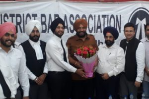 DBA FELICITATES NEWLY APPOINTED CHAIRMAN OF PUNSUP