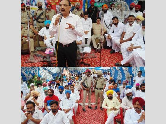 MLA and DC Ferozepur launch mass movement to counter drug menace