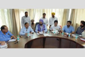 Various development works of Rs.110 crore to come up in Ferozepur : Rana Sodhi