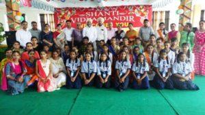 Distt. & Session Judge inaugurates Legal Literacy Club at Shanti Vidya Mandir