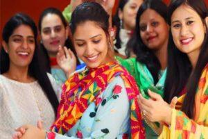 """Aryans Group celebrates """"Teej"""""""