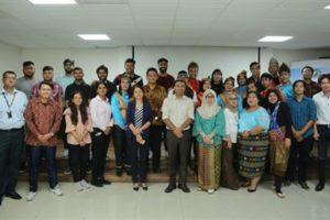 Indonesian Students visited LPU to study Digital Marketing