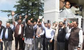 Himachal Congress stages walkout over Chidambaram's arres