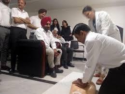 Advocates impart life-saving training at Mohali