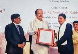 President Awards the Certificate of Honour and Maharshi Badrayan Vyas Samman for the Year 2019