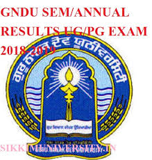 Guru Nanak Dev University declared  Results