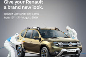 Renault a brand new  look