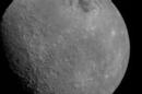 Moon as viewed by Chandrayaan-2 LI4 Camera on 21 August 2019 19:03 UT