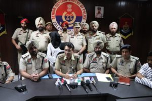 Jalandhar police arrest Shaukat Ali, accused in Sacrilege of Holy Quran Sharif in a Mosque at Khanpur Dhadda