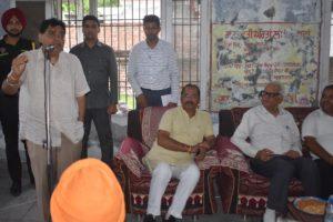 गांवों का करवाया जाएगा सर्वपक्षीय विकास: कैबिनेट मंत्री अरोड़ा