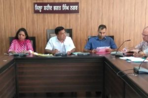 Shaheed Bhagat Singh Nagar Leads the State by Making 50 Villages Drug Free