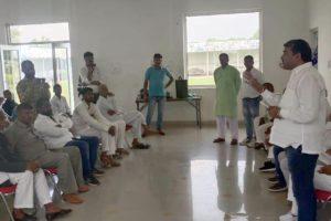 जन सम्मान रैली को लेकर जजपा-बसपा की बैठक आयोजित
