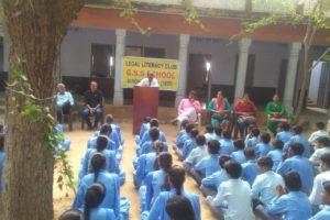विद्यार्थियों को सैनिक के जीवन से प्रेरणा लेनी चाहिए - धर्मेश जोशी