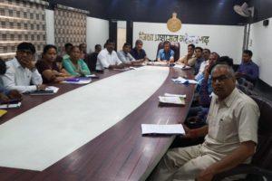 मुख्यमंत्री परिवार समृद्धि योजना के तहत भरे जाने वाले फार्मों के बारे में आमजन को जागरूक करें: गुप्ता