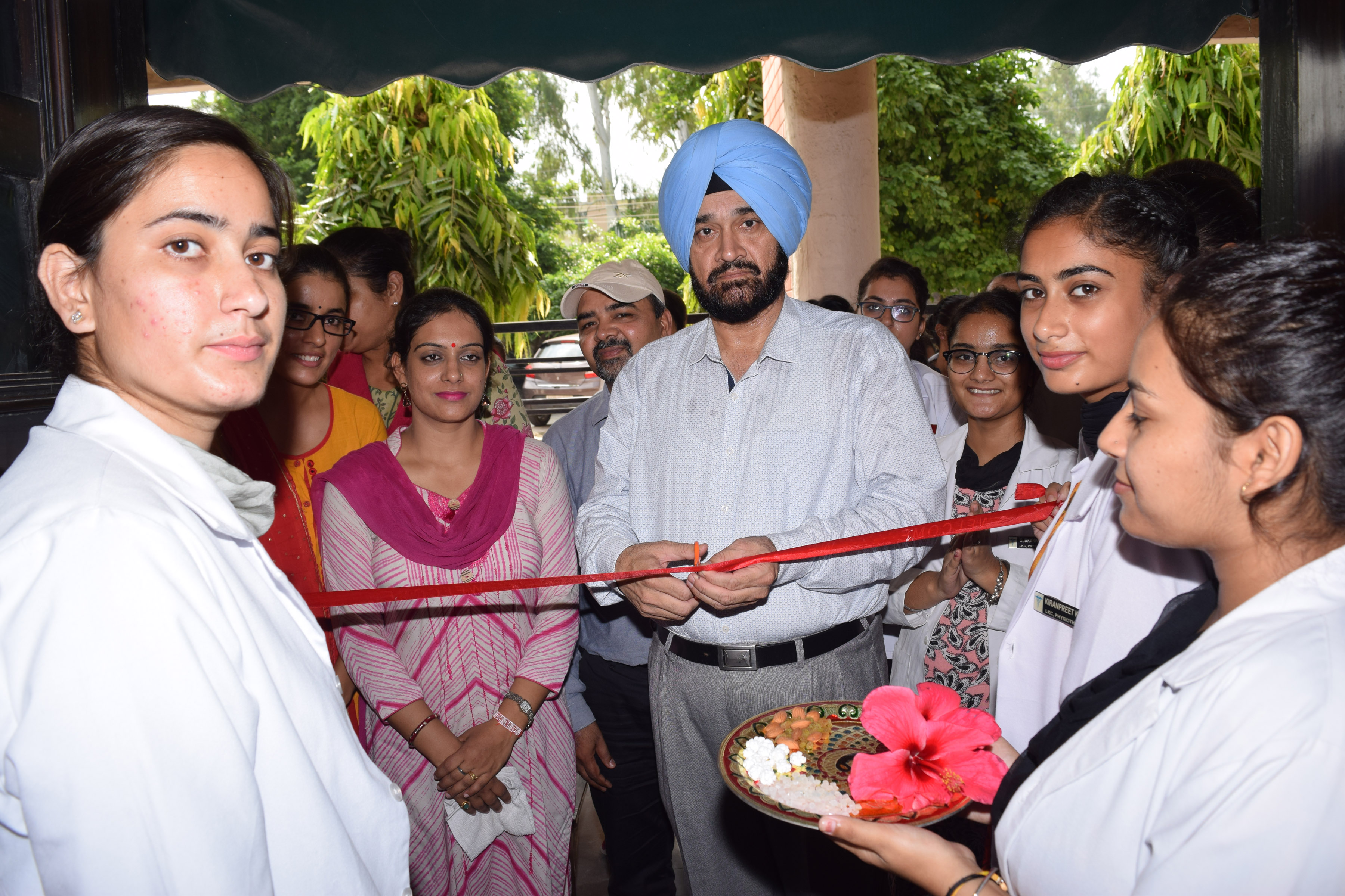 Lyallpur Khalsa College  celebrates 'World Physiotherapy Day'
