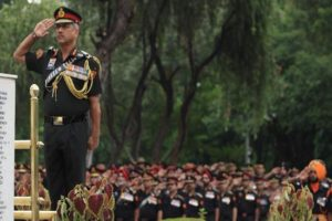 Western Commands celebrates 72nd Raising Day